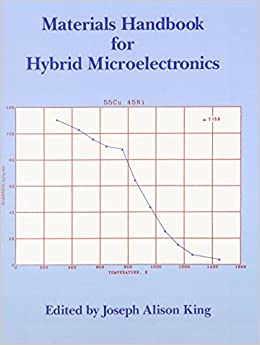 Materials Handbook for Hybrid Microelectronics (Materials Series)