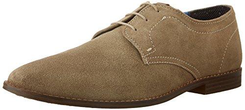 Ben Sherman Men's Gatson Oxford Shoe - Taupe - 45 M EU / ...