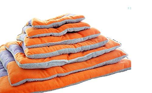 Reversible Dog Crate Pad Sherpa Pet Bed Mat ()