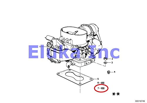 - BMW Genuine CARBURETOR DIDTA Repair Kit Carburetor DIDTA 2002