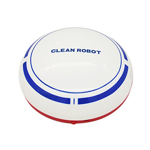 Cleaner Robot Robotic Helper Robot White