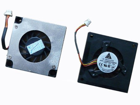 Replacement for ASUS Eee PC 1000 Series Laptop CPU Fan