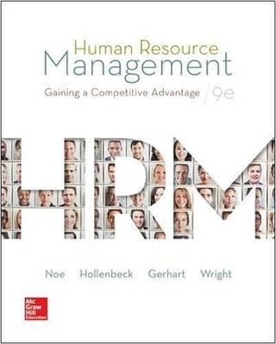 Human resource management 9780078112768 human resources books human resource management 9th edition fandeluxe Gallery