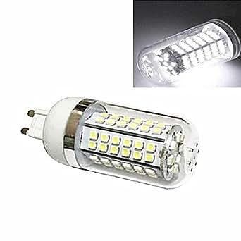 WEIAN bombillas a 120 ramoso ding yao 3528 SMD G9, 10 W, 1000 lúmenes 2800-3500/6000-6500 K blanco, caliente/frío, 1 pieza, AC 220-240 V, ¡ã 360