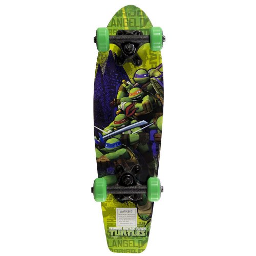 UPC 085955078403, TMNT 21-Inch Kids First Complete Skateboard