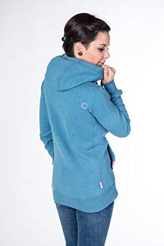 Smaragd Bleu Kickin Dots Sarah amp; Alife Sweat q4Izw1WvW