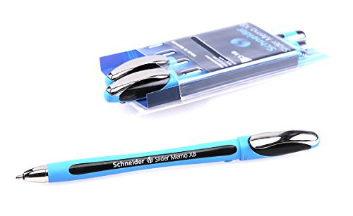 Schneider Slider Memo XB Ballpoint Pen,