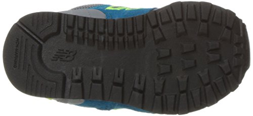 Ny Balance Unisex-kinder Kl574wtg M Sneakers Grå / Krikand / Lilla w3vdqXsQNj