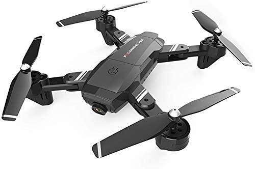 Rabusion Accesorio de dron 4K Cámara Dual Drone Toy Plegable Larga ...