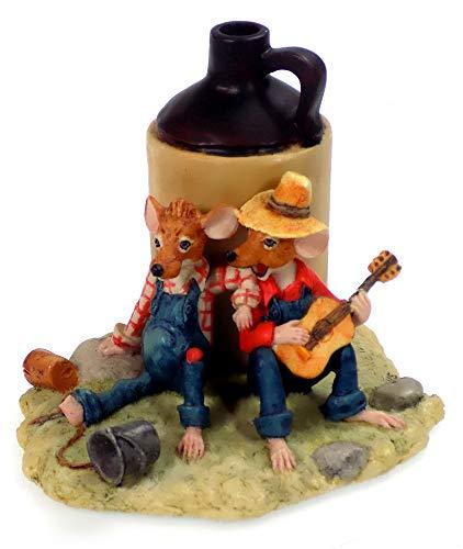 Goebel & Schmid Collectible Figurine Home Squeezin