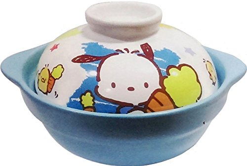 Pochacco 21-oz Casserole Clay Pot Noolde Bowl Stove Microwave & Oven Safe