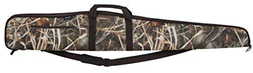 Case Shotgun Nylon - Bulldog Cases Extreme- Shotgun Max V HD camo with Brown Trim- 52