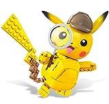Mega Construx Detective Pikachu - Medium Detective Pikachu at Amazon