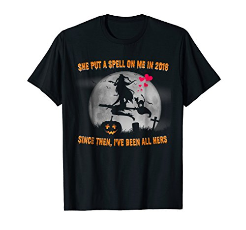 Halloween Shirt For Couple. 2nd Anniversary (Halloween Costumes 2016 Ideas For Couples)