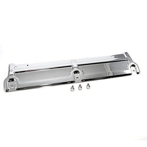 - Assault Racing Products A9426C Chrome Steel Heavy Duty Radiator Support Panel for 1970-1981 Chevy Camaro