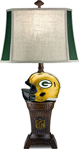 Imperial Officially Licensed NFL Merchandise: Trophy Lamp, Green Bay Packers
