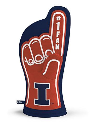 NCAA Illinois Fighting Illini #1 Oven Mitt