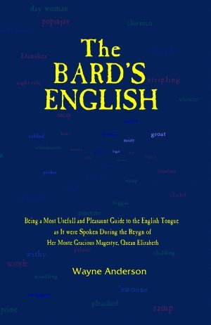 Theater Costume Jewelry (The Bard's English - A Book)