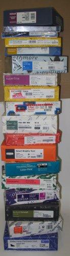 Spinnaker Strip-Tac Matte Litho 60# 8.5''x11'' 500/pack by Strip-Tac