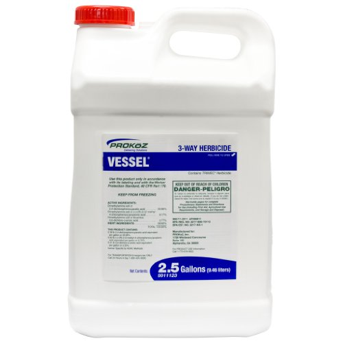 Vessel 3 Way Herbicide PROKoZ Inc. Pond & Lake Supplies
