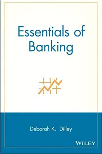 Book Essentials of Banking by Dilley, Deborah K. 1st edition (2008)