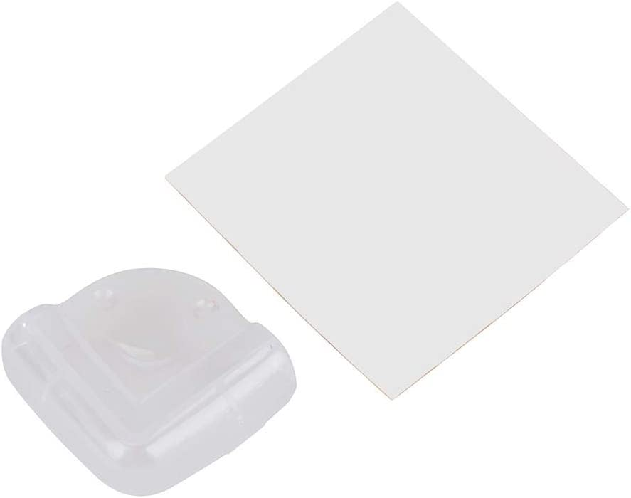 1Pcs Desk Table Edge Corner Protector,Baby Saftey Product Clear Glass Desk Table Edge Corner Protector Bumper