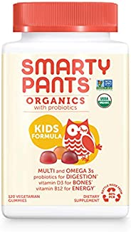 Daily Organic Gummy Toddler Multivitamin