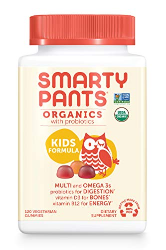 Daily Organic Gummy Kids