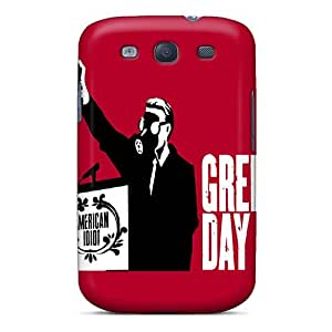New Green Day Tpu Cover Case For Galaxy S3