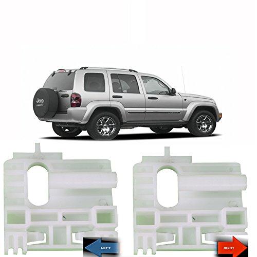 Window Regulator Repair Kit Clip for Jeep Liberty 2002-2006 Rear Left - Right 68059647AA