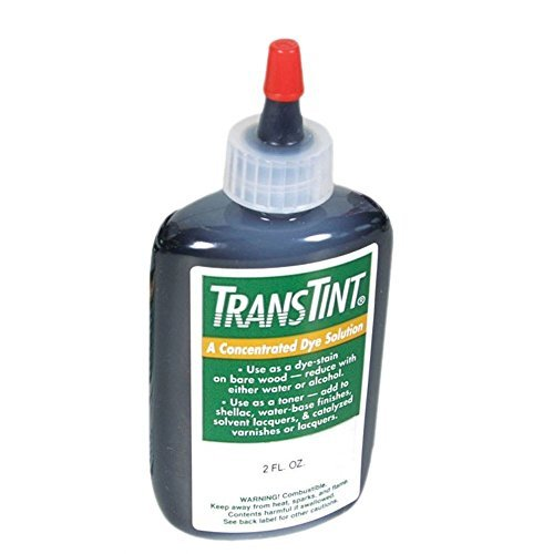 TransTint Dyes, Brown - Mahogany Dye Wood