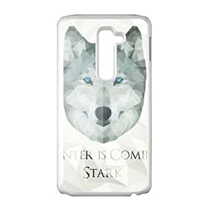 winter is coming 3 LG G2 Cell Phone Case White Customized Gift pxr006_5313719