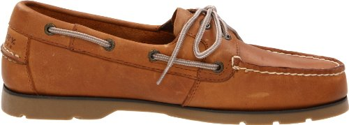 Sperry Top-Sider Men's Leeward 2-Eye Boat Shoe Sahara bDlfz