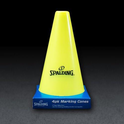 Spalding 8434S Parent Training Cones 4 Pack