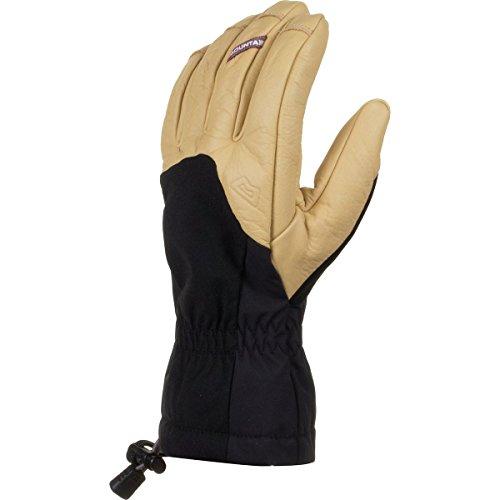 Mountain Equipment Mens Couloir Glove Black M from Mountain Equipment