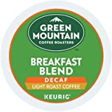 Green Mountain Coffee Decaf Breakfast Blend, K-Cup Portion Pack for Keurig K-Cup Brewers (Pack of 48)