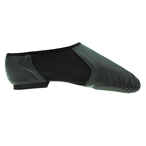 Bloch 495 Neo-Flex Slip On Jazz zapatos – varios colores Nero