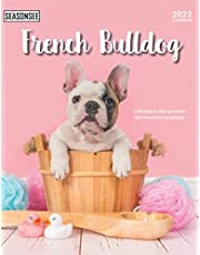 French Bulldog Calendar 2022: Gifts for Friends and Family with 18-month Monthly Calendar in 8.5x11 inch