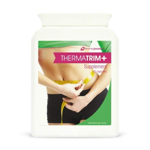 Thermatrim Plus Slimming Pills - Diet Tablets That Work - 1 Month Supply, 60 Weight Loss Capsules