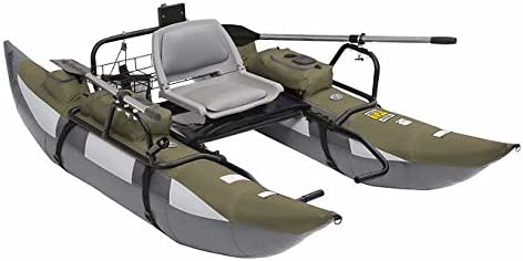 Wilderness SE 9ft. Inflatable Pontoon Boat