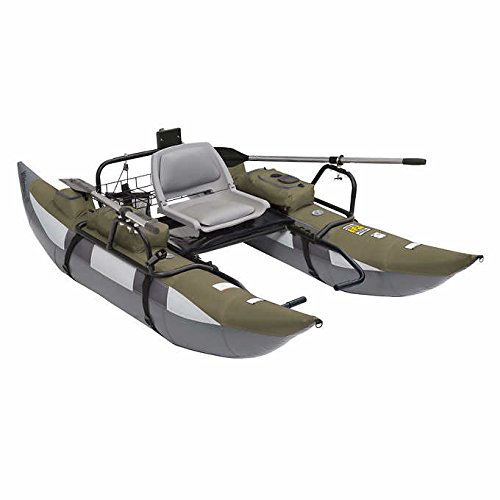 Wilderness SE 9ft. Inflatable Pontoon Boat by Wilderness