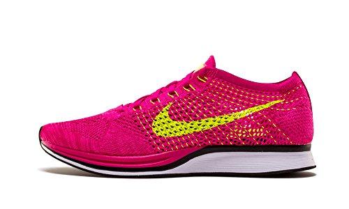 Les Chaussures De Course Nike Vert / Rose (baie Feu Flash Volts Rose)