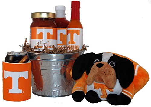 University of Tennessee Tailgate Grilling Gift Basket - Large (Tennessee Gift Basket)
