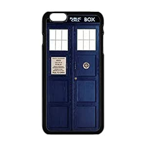 Police Box Fahionable And Popular Back Case Cover For Iphone 6 Plus