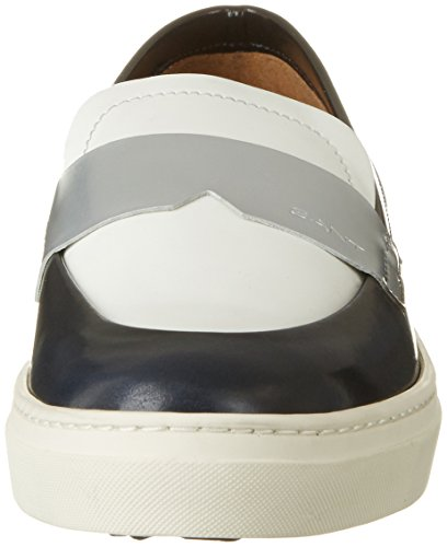 marine Slip Michelle Multicolore on Chaussures Gant Femme papyrus Hq4BwHRv