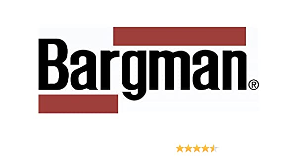 Red Bargman 30-92-713 Taillight Lens with License Bracket