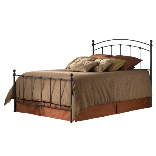 Metal Round Bed - 6