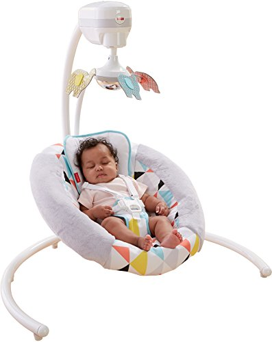 Fisher-Price Revolve Swing, Grey