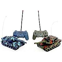Outletdelocio. Ninco Combat Tanks. Pack 2 Tanques radiocontrol