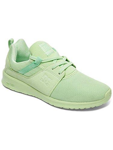 Shoes Pistachio Sneakers Basses Dc Femme Green Heathrow vwZxda
